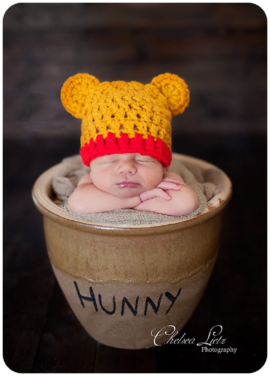 Baby Boy Newborn Portraits Sports Hunting Fireman