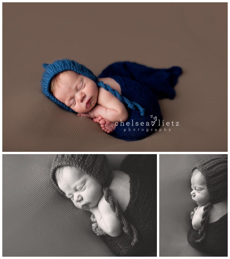Bulverde Child Photographer: Newborn Portraits In San Antonio * Baby Boy Brady