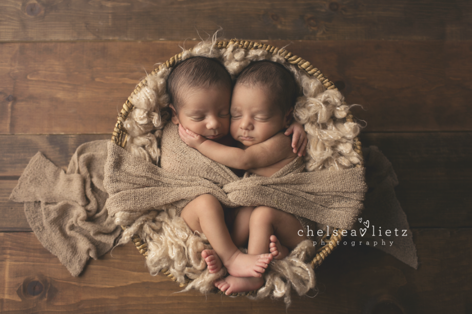 San antonio baby photographer for twins