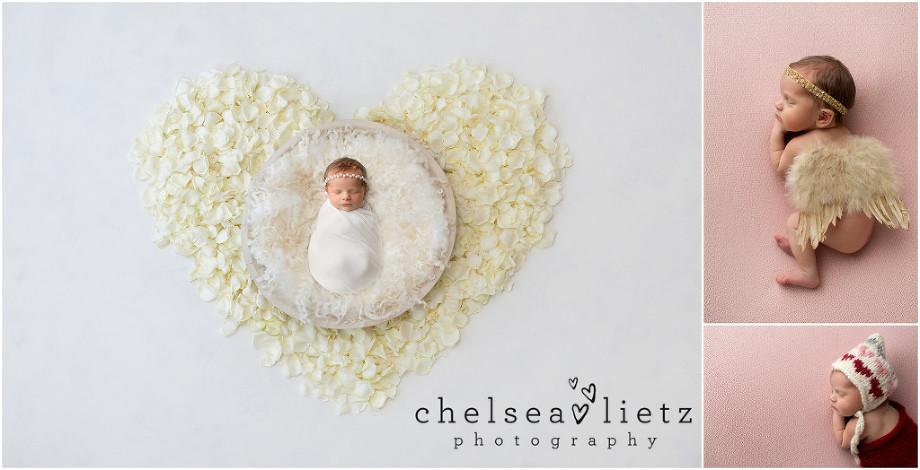 newborn portraits in San Antonio
