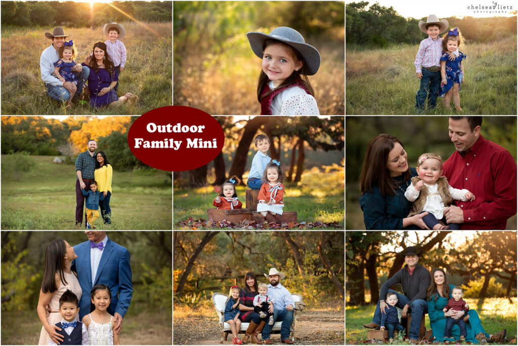 Fall and Holiday Mini Sessions 2020 | Chelsea Lietz Photography